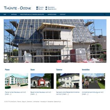 Website erstellen Bocholt